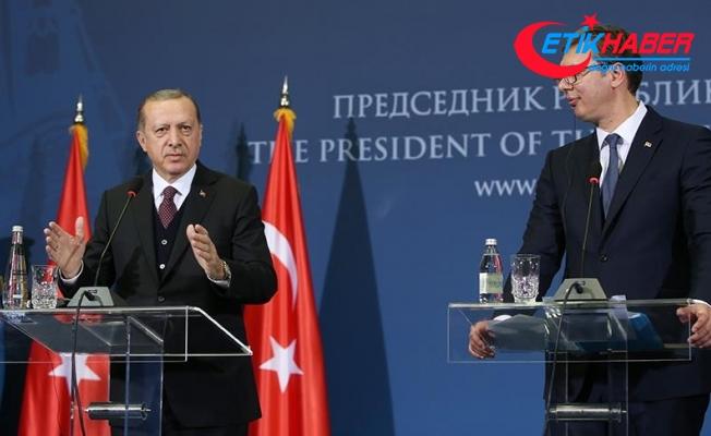 Erdoğan: Bu sorunun faili Amerika Birleşik Devletleri'nin ta kendisidir