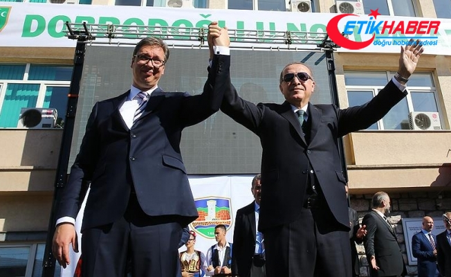 Erdoğan: FETÖ denilen bu ihanet çetesini Balkanlardan da söküp atacağız