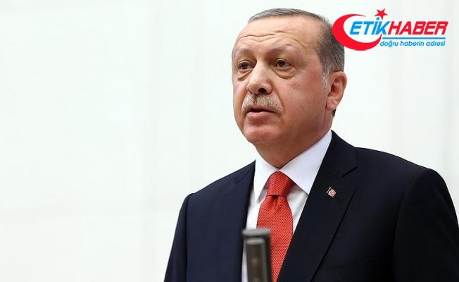 Cumhurbaşkanı Erdoğan, Ampute Futbol Milli Takımı'nı kutladı