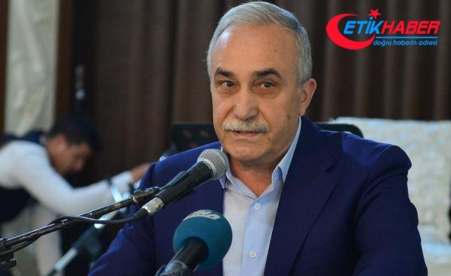 Bakan Fakıbaba'dan çiftçilere borç erteleme uyarısı