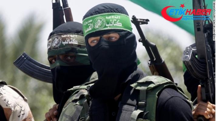 """Hamas'tan """"ABD'nin Kudüs kararına"""" tepki"""