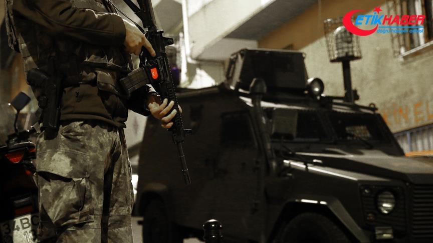 İstanbul'da terör operasyonu: 16 gözaltı