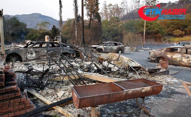 Kaliforniya'daki yangında ölü sayısı 31'e yükseldi