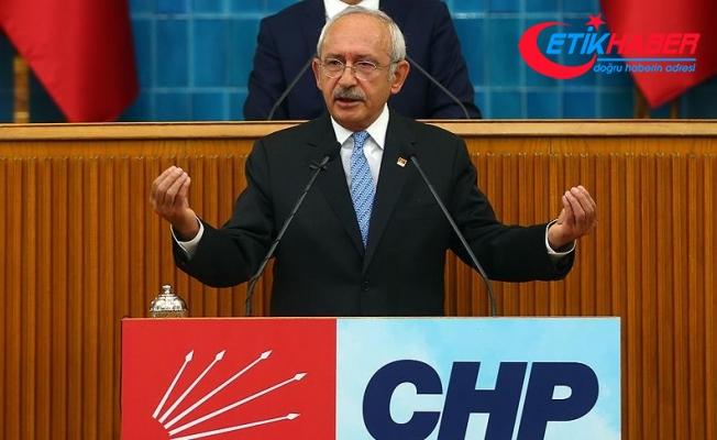Kılıçdaroğlu: Bakkal bile defter tutarken gelirini giderini yazar