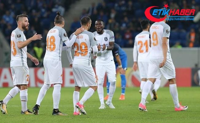 Medipol Başakşehir Beşiktaş'a konuk oluyor