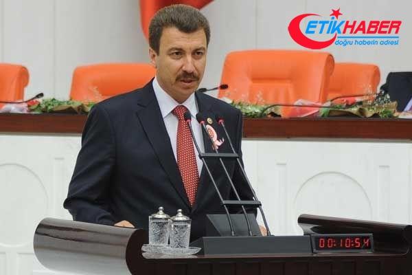 MHP Muğla Milletvekili Erdoğan: PKK'lı kan emiciler yere yatırılmayacak da koltuk mu tahsis edilecekti