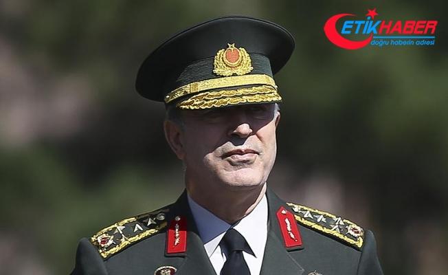 Orgeneral Akar : Atatürk, İstiklal Harbi'ni kazanarak asil Türk milletinin yeniden tarih sahnesine çıkmasını sağlamıştır