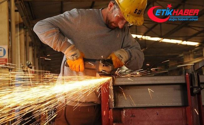Sanayi ciro endeksi bir önceki aya göre yüzde 4.1 arttı