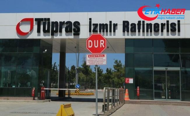 TÜPRAŞ İzmir Rafinerisi'ndeki patlamaya ilişkin 7 kişi gözaltına alındı