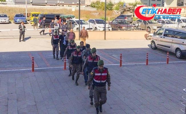 Yunanistan sınırında yakalanan 2 FETÖ şüphelisi tutuklandı