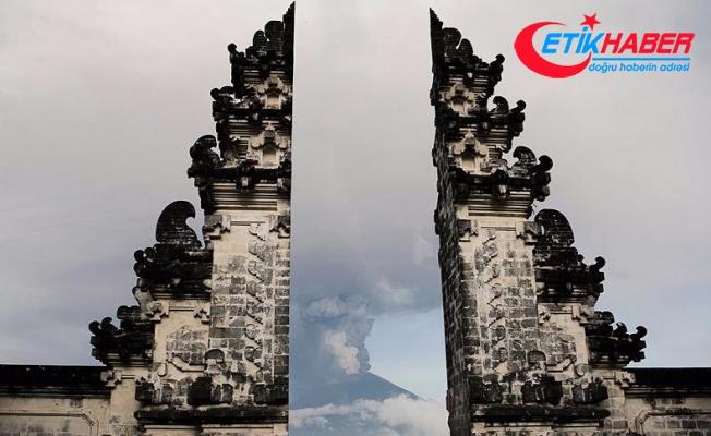 Agung Yanardağı'ndaki hareketlilik turizmi olumsuz etkiledi