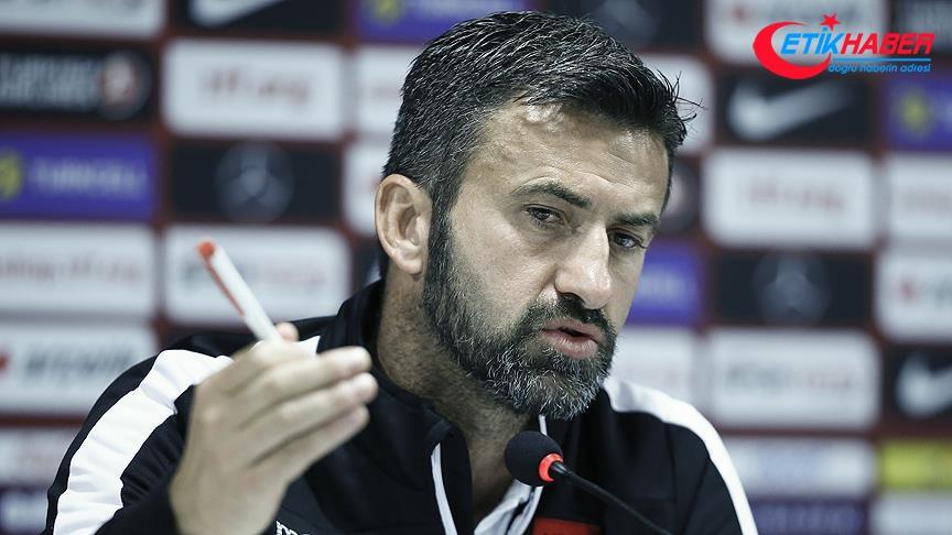 Arnavutluk A Milli Takımı Teknik Direktörü Panucci: Türkiye maçından umarım iyi bir sonuç alırız