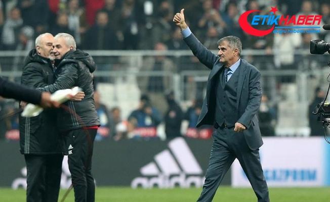 Beşiktaş Teknik Direktörü Güneş: Gruba iyi başlayıp iyi bitirmek önemliydi