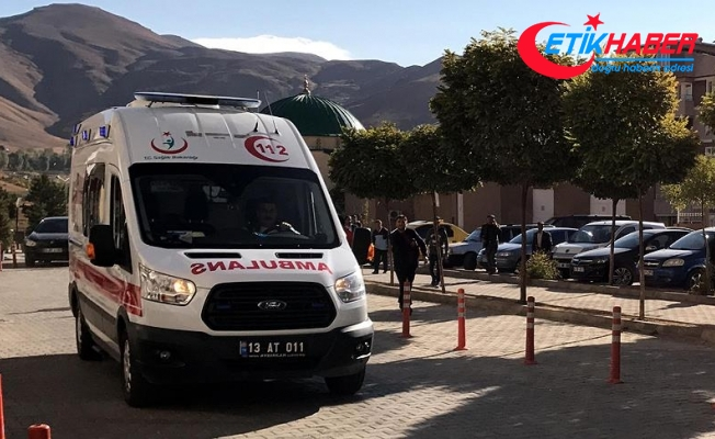 Bitlis'te PKK'nın tuzakladığı patlayıcı infilak etti: 1 asker yaralı