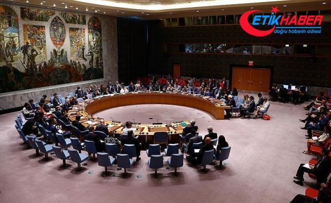 BMGK'daki Venezuela toplantısına Rusya ve Çin'den boykot