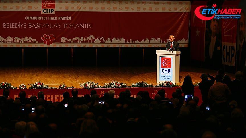 CHP Genel Başkanı Kılıçdaroğlu belediye başkanlarıyla buluşacak