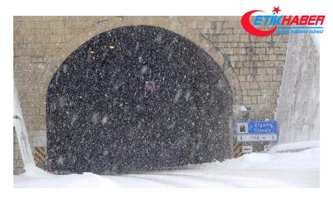 Bolu'da yoğun kar yağışı bekleniyor