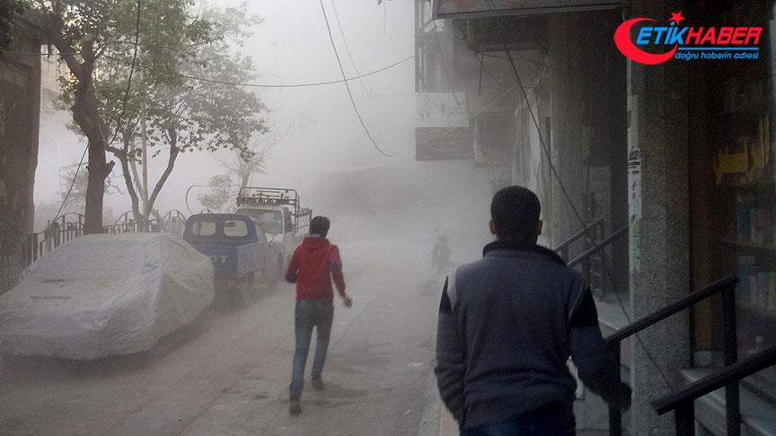 Esed rejiminin Doğu Guta'ya saldırılarında 9 sivil öldü