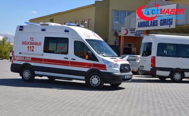 Hakkari'de terör saldırısı: 1 işçi hayatını kaybetti