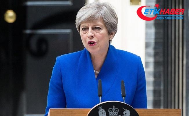 İngiltere Başbakanı May, Bağdat'ta