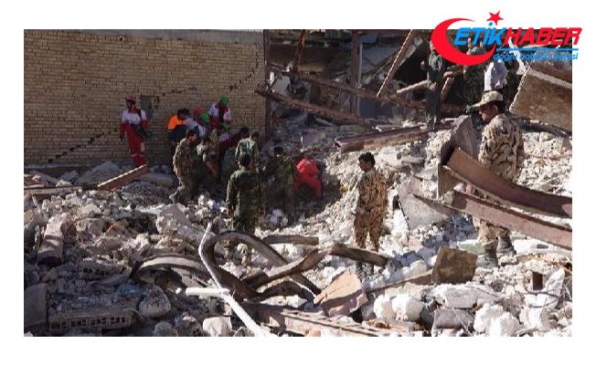 İran'da depremin bilançosu artıyor: Ölü sayısı 450'yi geçti