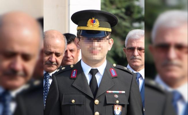 Jandarma komutanına FETÖ'den gözaltı