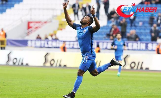 Fenerbahçe'ye gol atma hayalini gerçekleştirdi
