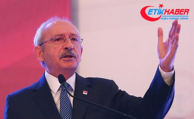 Kılıçdaroğlu: Seçimle gelen seçimle gider