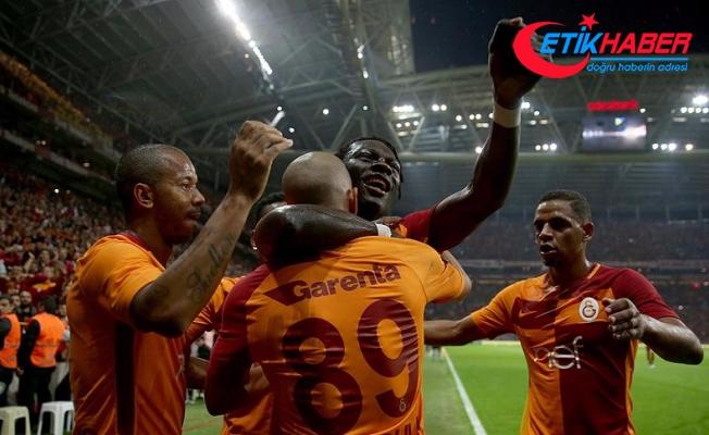 Galatasaraylı futbolculardan lig değerlendirmesi