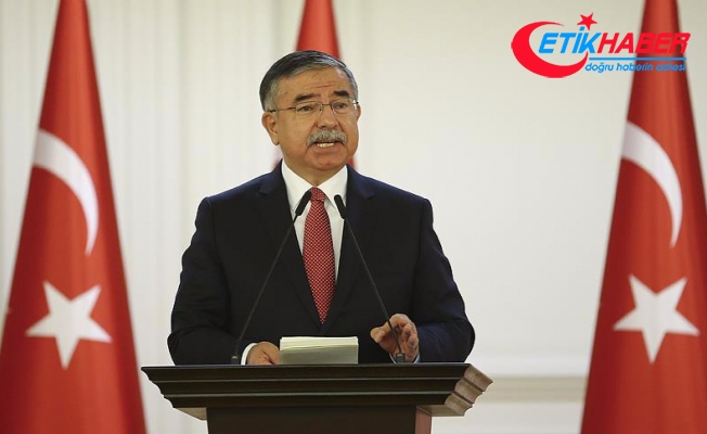 Yılmaz: Amacımız, çocuklarımıza kalkınmış, güçlü Türkiye bırakmaktır