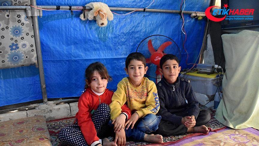 Milyonlarca Suriyeli çocuk temel haklarından yoksun büyüyor