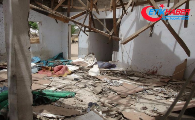 Nijerya'da camiye intihar saldırısı: 30 ölü