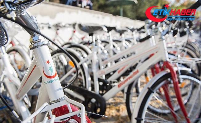 Sağlık Bakanlığı 50 bin bisiklet dağıtacak