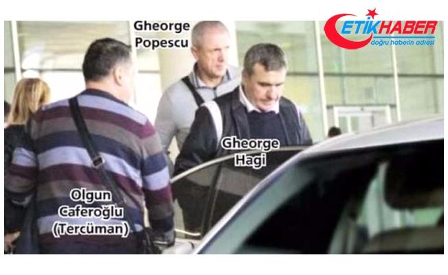 Satışı Gündemde Olan Karşıyaka İçin Hagi ile Popescu İzmir'e Geldi