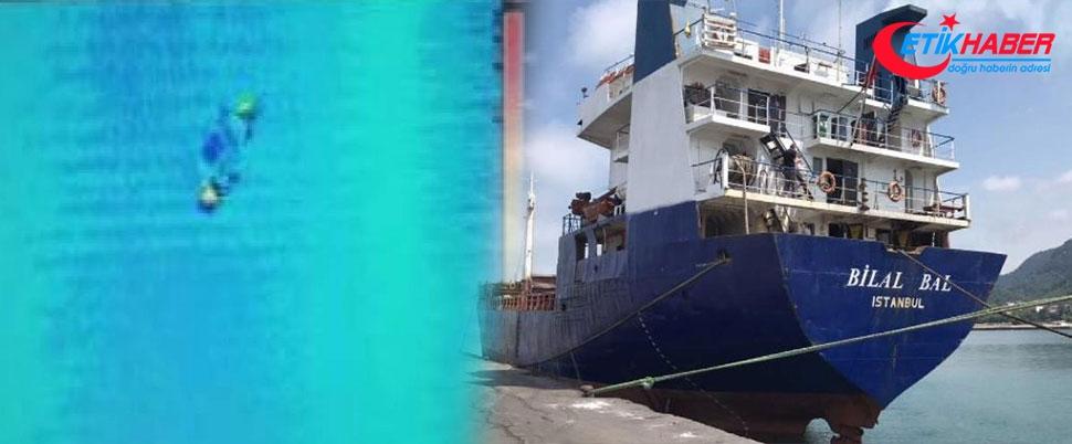 Şile'de batan gemi: Arama çalışmalarında 9. gün