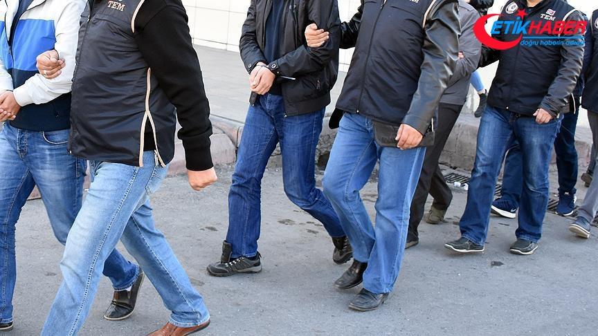 Gaziantep merkezli 10 ilde FETÖ operasyonu: 28 gözaltı