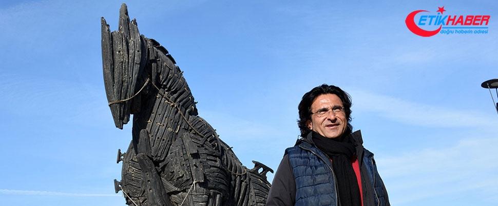 'Truva Atı aslında bir gemiydi' iddiasına yanıt