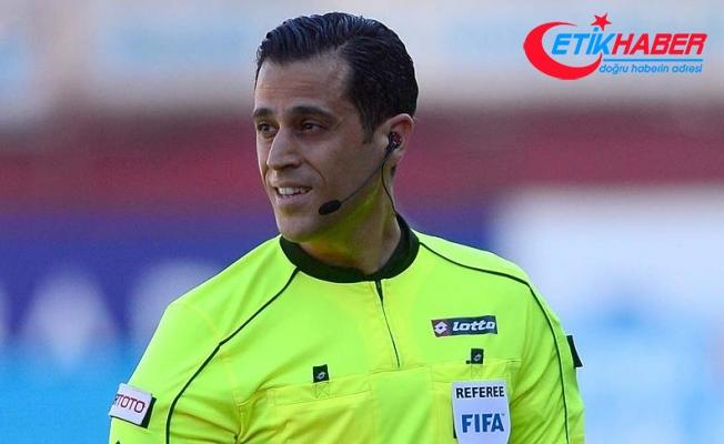 UEFA'dan hakem Alper Ulusoy'a görev