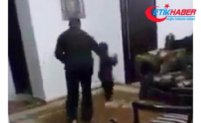 Vicdansız baba, Çocuğuna hortumla işkence yaptı
