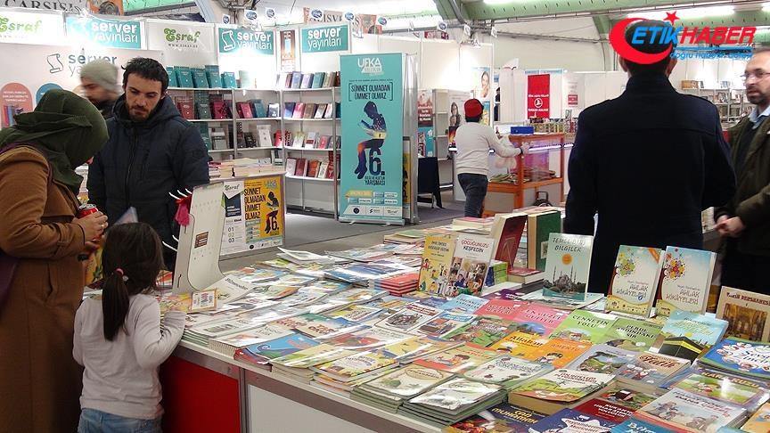 Almanya'da Türkçe Kitap ve Kültür Fuarı