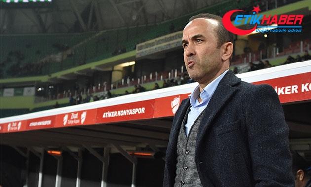 """Mehmet Özdilek: """"Puan olarak olmasa da oyun olarak yükseklerdeyiz"""""""