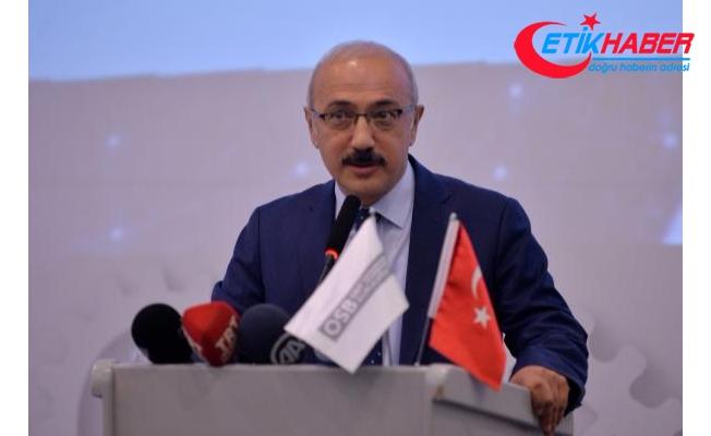 Kalkınma Bakanı Elvan: Bu aydan itibaren enflasyonda bir düşüş trendi göreceğiz
