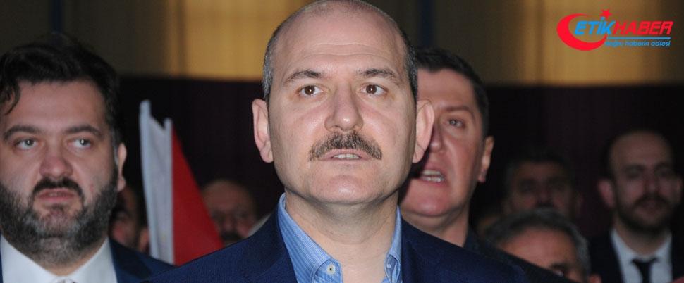 Bakan Soylu: CHP, FETÖ ile 'siyasi kâr ortağı' olmuştur