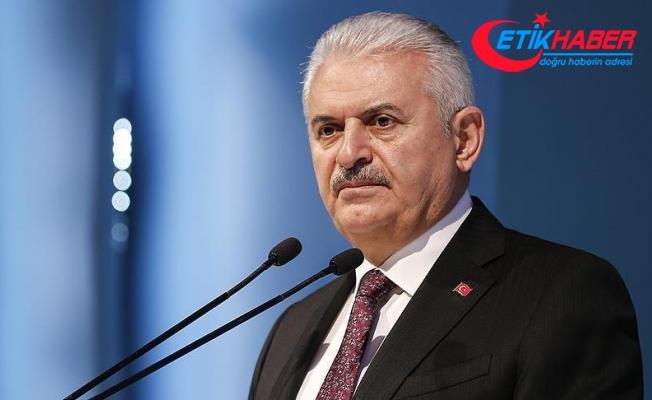 """Başbakan Yıldırım'dan, Kılıçdaroğlu'na """"geçmiş olsun"""" telefonu"""