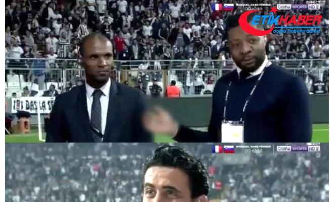beIN Sports, Pascal Nouma'nın Hareketinden Dolayı Galatasaray'dan Özür Diledi