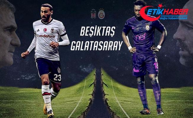 Beşiktaş-Galatasaray rekabetinde 342. randevu