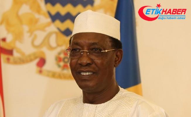 Çad Cumhurbaşkanı Debi: Çocuklarımız artık teröristlerin elinde eğitim görmeyecek