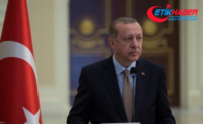 Cumhurbaşkanı Erdoğan: Çad'daki FETÖ iltisaklı okulların tamamı Maarif Vakfımıza devredildi