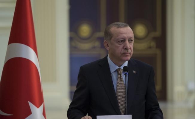Cumhurbaşkanı Erdoğan: Bizim Afrika'ya bakışımız sömürgeciler gibi olmadı, olmayacak