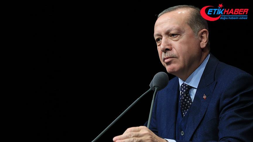 Cumhurbaşkanı Erdoğan: İslam dünyası kardeş kavgası üzerinden dizayn edilmeye çalışılıyor
